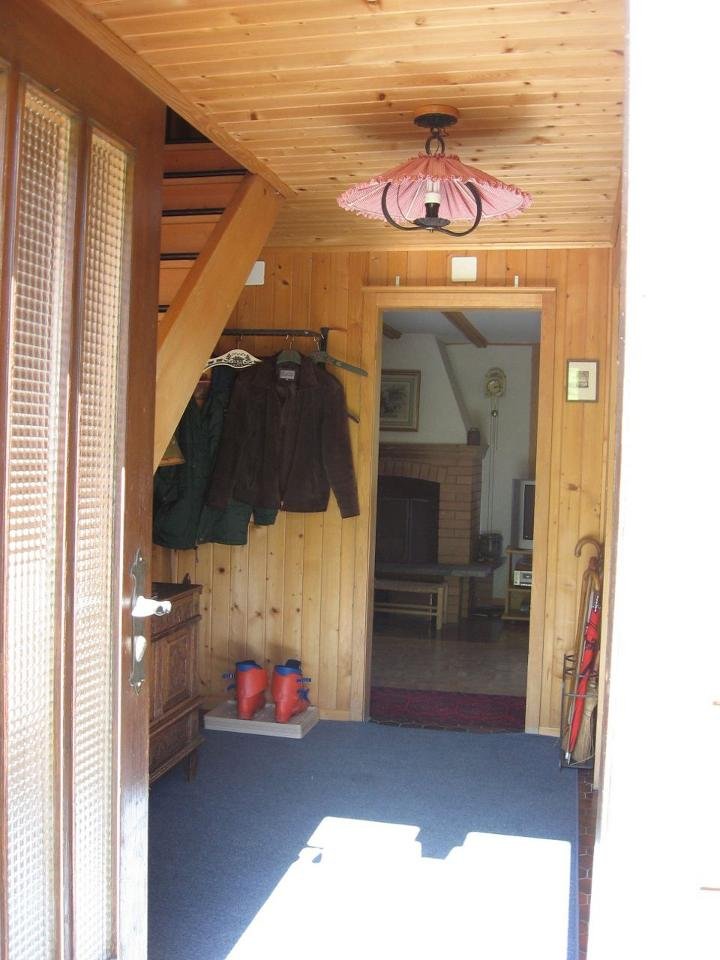 Eingang Chalet Altenried